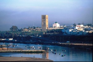 rabat city the capital of morocco