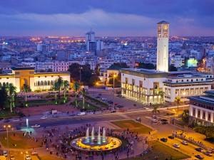 casablanca city in morocco